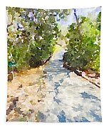 Cartpath Lucky 13 Tapestry