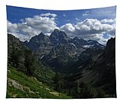 Cascade Canyon North Fork Tapestry