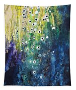 Cascading Colors Tapestry