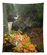 Cascading Steps Tapestry
