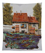 Case E Lavande Tapestry