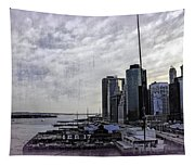 Case Of The Missing P Aka As Pier 17 Tapestry
