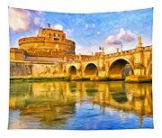 Castel Sant'angelo Tapestry