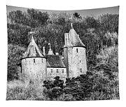 Castell Coch Mono Tapestry