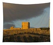 Castillo De La Mota Tapestry