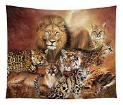 Cat Power Tapestry