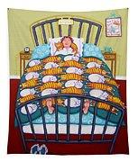Cat Quilt Tapestry