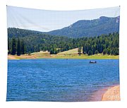 Catamount Fishermen Tapestry