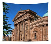 Cathedral Basilica Of Saints Peter And Paul Tapestry