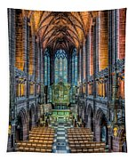 Cathedral Chapel Tapestry