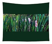 Cattails Tapestry