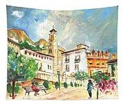 Cazorla 04 Tapestry