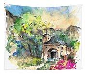 Cazorla 07 Tapestry