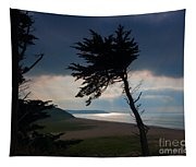 Cedar Silhouettes Tapestry