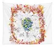 Cellular Generation Tapestry