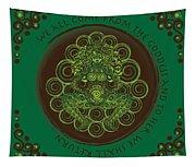 Celtic Pagan Fertility Goddess Tapestry