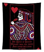 Celtic Queen Of Hearts Part Iv The Broken Knave Tapestry