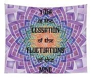 Celtic Yoga Sutra Tapestry