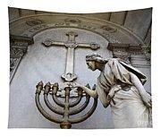 Cementerio De La Recoleta Buenos Aires 1 Tapestry