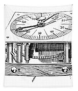 Census Machine, 1890 Tapestry