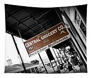 Central Grocery Tapestry