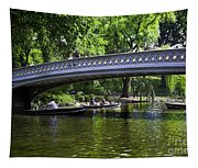 Central Park Day 2 Tapestry