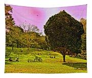 Central Park Sunday Tapestry