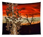 Century Soldier Sunset Tapestry