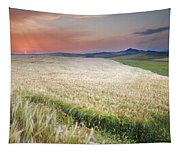 Cereal Fields Tapestry