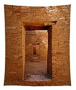 Chaco Canyon Tapestry