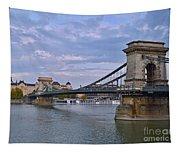 Chain Bridge Tapestry