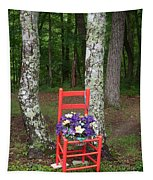 Chair Of The Grand Elf Tapestry