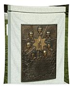 Challenger Monument Tapestry