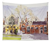 Chapel And Hall  Lincoln's Inn Tapestry