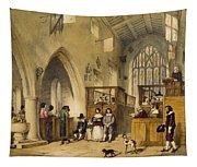 Chapel At Haddon Hall, Derbyshire Tapestry