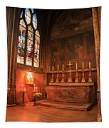Chapel In St Severin Church Paris Tapestry