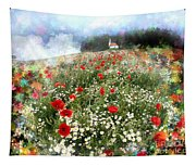 Chapel Of Colors Tapestry
