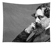 Charles Dickens Tapestry