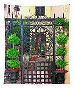 Charleston Gate Charleston Sc Tapestry