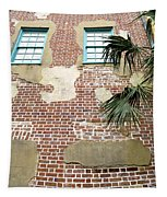 Charleston Old Facade Tapestry