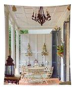 Charleston Side Patio Tapestry