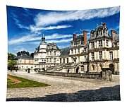 Chateau Fontainebleau - France Tapestry