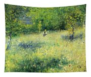Chatou After Renoir Tapestry
