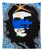 Che Guevara Picture Tapestry
