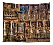 Check Your Oil Tapestry