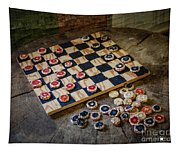 Checkers Tapestry