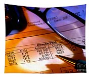 Checking Account Statement Tapestry