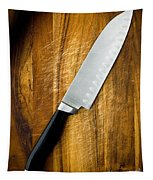 Chef's Knife Tapestry