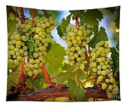 Chelan Grapevines Tapestry