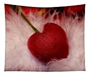 Cherry Heart Tapestry